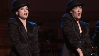 My Favorite Broadway: The Leading Ladies - Nowadays - Karen Ziemba & Bebe Neuwirth (Official)