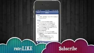 Collins dictionary spanish english app  REVIEW