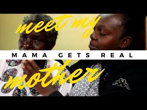 MOM TAG  MEET KEMUNTO'S MAMA  marriage advice ,babies,What's It Like Raised In A Kenyan HouseHold