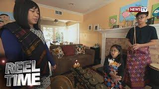 Reel Time: Isang Ina Sa America, Tinuturuang Tumugtog Ng Kulintang Ang Kanyang Mga Anak