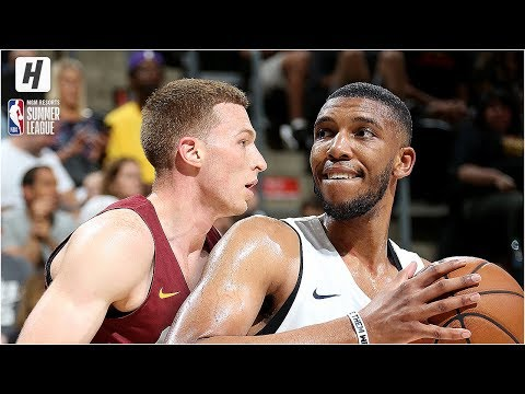 Cleveland Cavaliers vs Utah Jazz Full Game Highlights | July 2, 2019 NBA Summer League