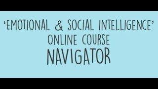 Online Course Navigator | Emotional and Social Intelligence | Socialigence