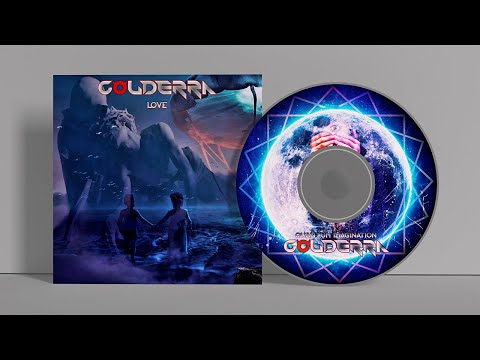COLDERRA - Love (Feat. Grace William) (Official Lyric Video) online metal music video by COLDERRA