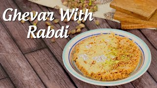 Rabdi Ghevar Recipe By Varun Inamdar | Big Bazaar Live Cook Along