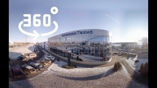 Алюминтехно (АЛЮТЕХ, Минск) - видео в формате 360 градусов