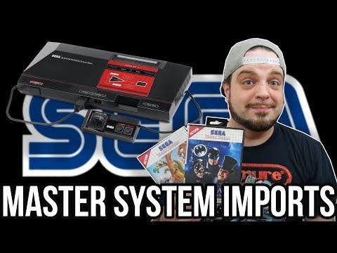 SEGA Master System Imports WORTH PLAYING! | RGT 85