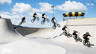 Mongoose Jam 2017 video's: Team Illingworth