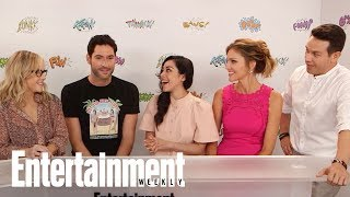 SDCC 2017 - Interview EW