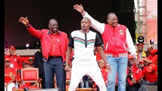 How President Uhuru was held political hostage after 2017 elections