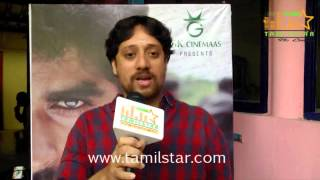 Sri Krishna at Patra Movie Audio Launch