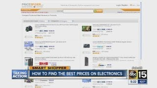 How to find the best deal on electronics