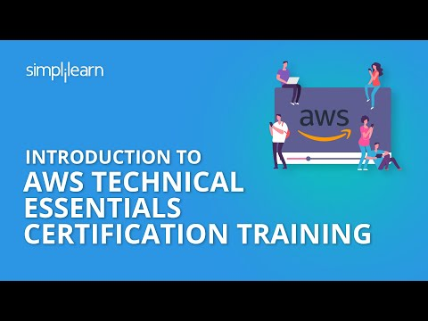 Introduction To AWS Technical Essentials Certification Training ...