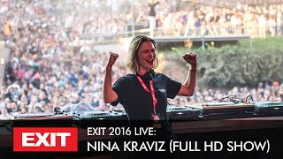 Nina Kraviz - Live @ Exit Festival 2016 mts Dance Arena