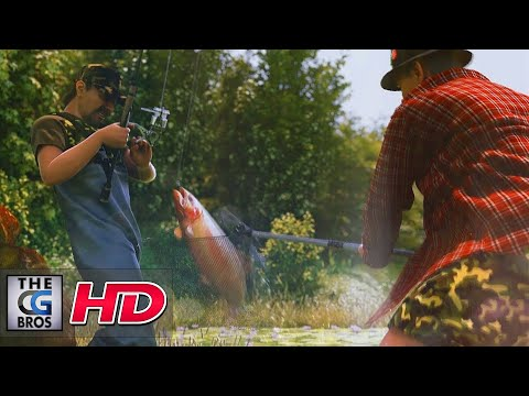 """CGI 3D Animated Trailers: """"Ultimate Fishing Simulator"""" – by FUSIONFX"""
