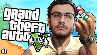 GTA 5 LIVE #1: WELCOME TO SAN ANDREAS | RAWKNEE