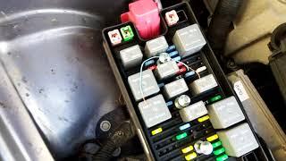 Entering 07 Mustang GT Keys locked inside