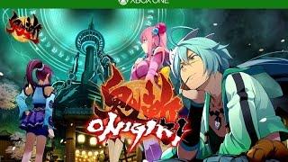 Onigiri MMORPG (Xbox One) Gameplay