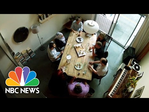 Defying Muslim Stereotypes At The Dinner Table | NBC News