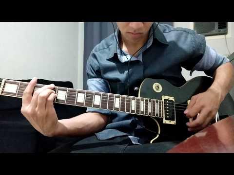 Tu Es Bom (feat. Fred Arrais) [Live] // Jason Lee Jones Band // Guitar Cover