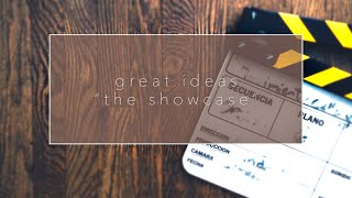 Great Ideas : The Showcase : Social Media Video Marketing