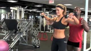 Calgary Fitness Tutorial - Shoulder Excercises