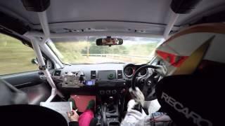 20160403 TOYOTA GAZOO Racing ラリーチャレンジ2016 南丹ラリー福永修ゼロカー