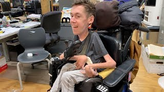 Life-Changing Device For People With Physical Disabilities