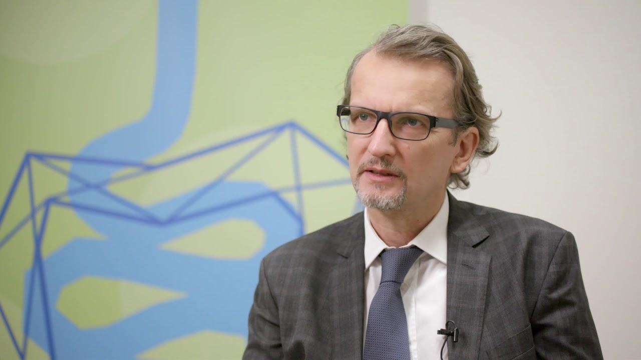 UEGW 2018: inmunogenicidad en biosimilares de adalimumab (Prof. Reinisch)