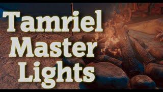 Skyrim Mods - Tamriel Master Lights - Exterior Lighting Mod