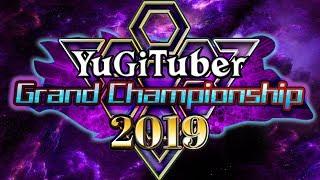 Yu-Gi-Oh! YugiTuber Grand Championship 2019! Official Rules + Full Bracket!