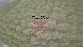 WeedEater - Raw crazy FPV flights , @KISS please fix IDLE UP arming madness