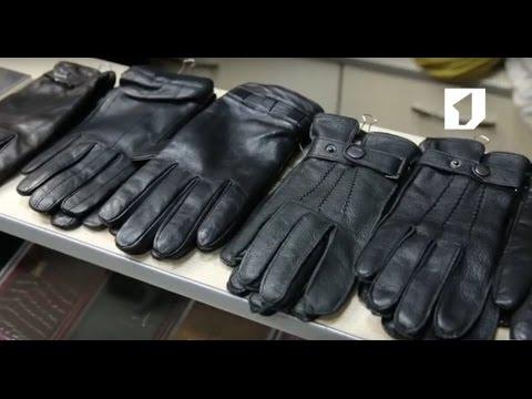 Утренний эфир / Выбираем зимние мужские перчатки