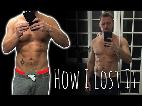 Video HOW I LOST 28LBS IN 8 WEEKS! MY DIET AND EXERCISE PROGRAM FOR 6 PACK ABS!