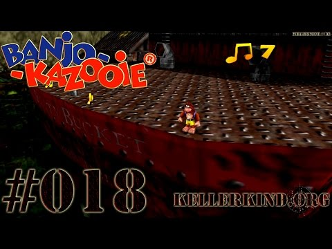 Banjo-Kazooie #018 – Rusty Bucket Bay – Der Kahn ruft ★ Let's Play Banjo-Kazooie [HD|60FPS]