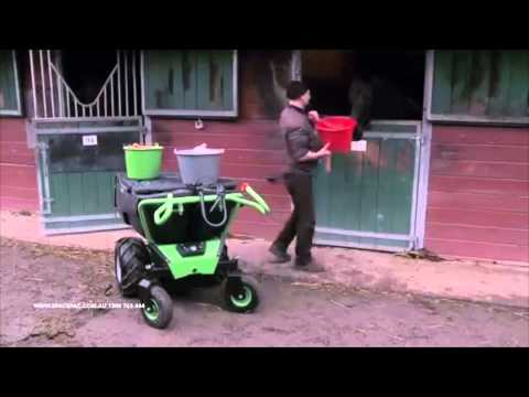 ET-MBE Electrical Wheelbarrow