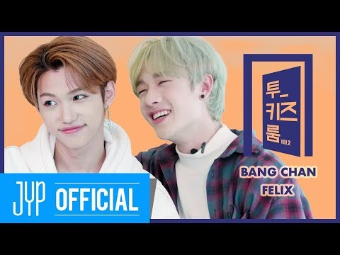 [Two Kids Room(투키즈룸)] VOL.2 Ep.09 Bang Chan X Felix