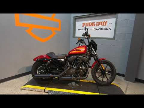 2021 Harley-Davidson Iron 1200 XL 1200NS