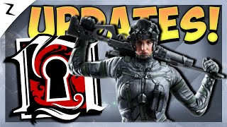 Year 6: ENORMOUS CHANGES! Flores & Roadmap! | All New Siege! - Rainbow Six Siege