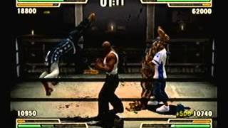 Def Jam Fight for NY - Team Match CCXXIX (HARD)