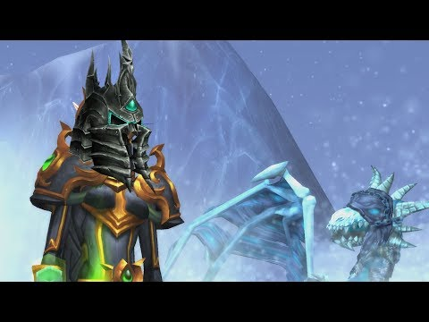 The Story of Deathlord'S Vilebrood Vanquisher - Patch 7.2 Death Knight Class Mount