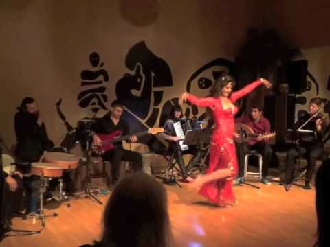 Kamala Belly Dance live music