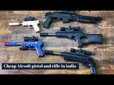 HKMG4 AIRSOFT SPRING TACTICAL RIFLE GUN 338A BY AIRSOFT GUN