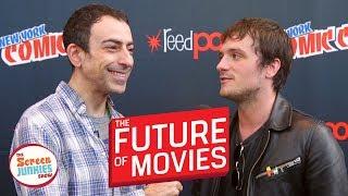 The Future of Movies (Josh Hutcherson and the cast of Hulu