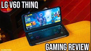 LG V60 ThinQ 5G - Perfect Gaming Non-Gaming Phone!
