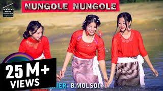 NUNGOLE NUNGOLE (COVER VIDEO) || By_ Bromti, Hana & Nanika || Full HD 2019 ||