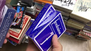 ЭТО САМЫЙ КРУТОЙ ЗАВОЗ ИГРАЛЬНЫХ КАРТ В ИСТОРИи! БОЛЕЕ 100 УНИКАЛЬНЫХ ДИЗАЙНОВ!