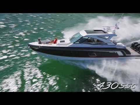 Formula 430 Super Sport Crossover video