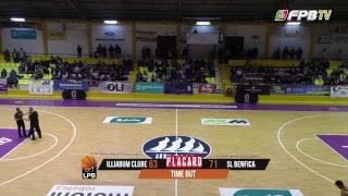 Liga Placard   Illiabum Clube - SL Benfica