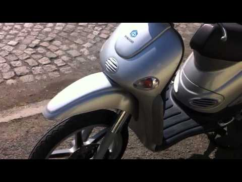 Piaggio Liberty 125 Video