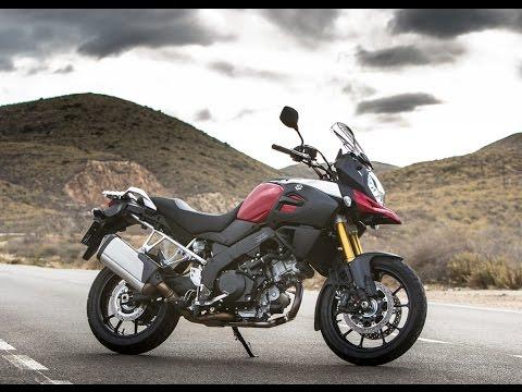 Suzuki DL 1000 Extrém teszt